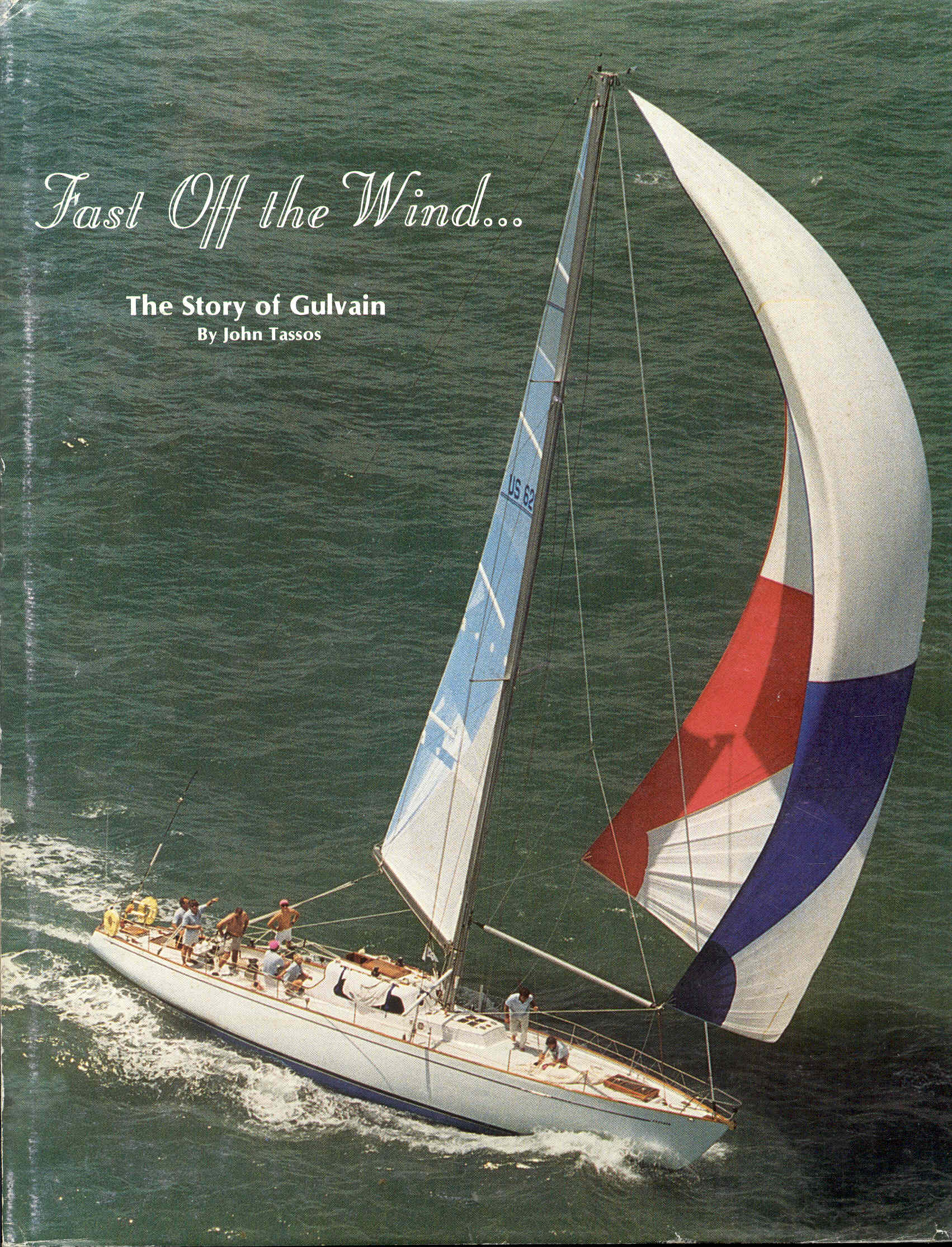 Image for Fast Off The Wind... The Story of Gulvain
