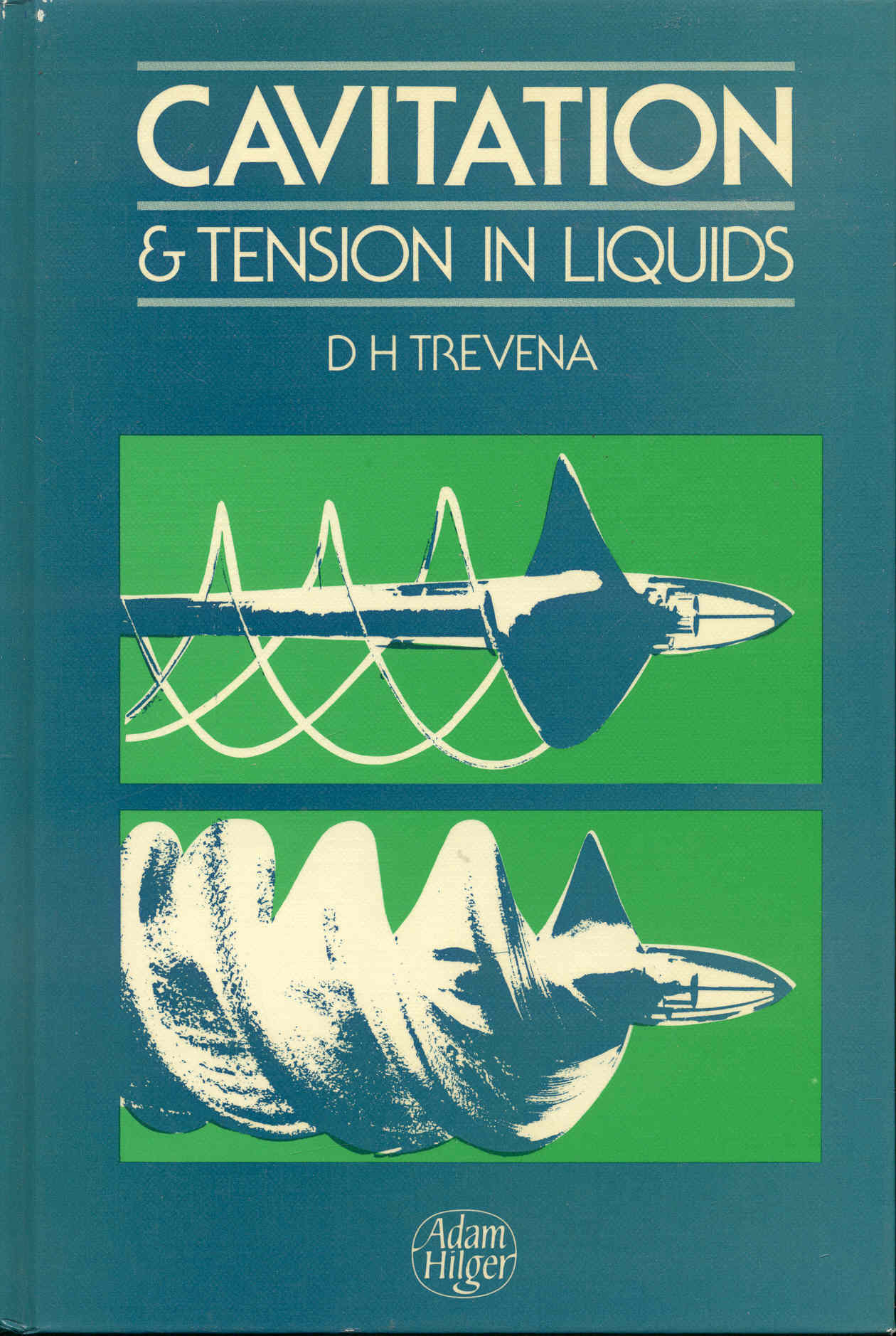 Image for Cavitation and Tension in Liquids