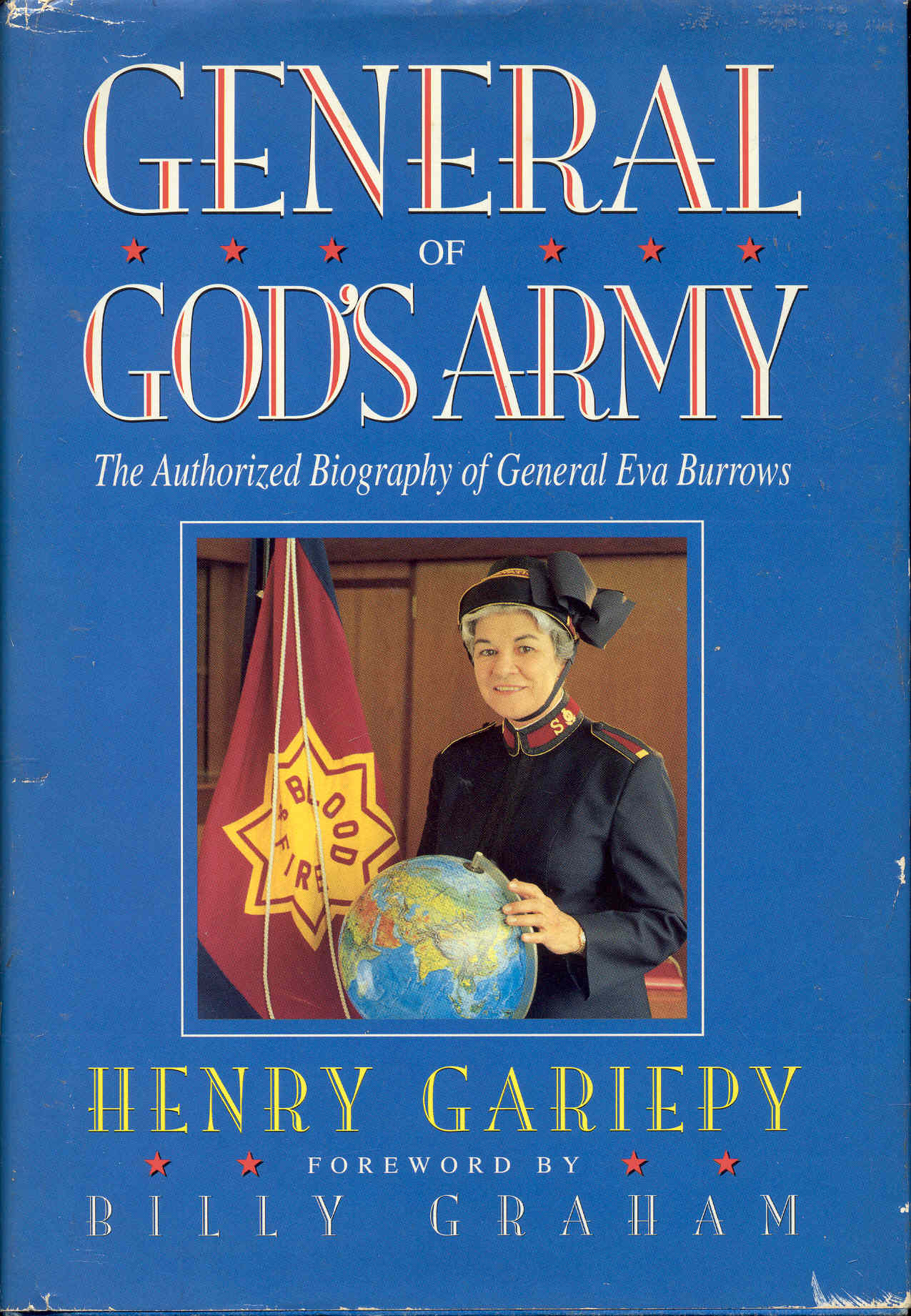 Image for General of God's Army: The Authorized Biography of General Eva Burrows