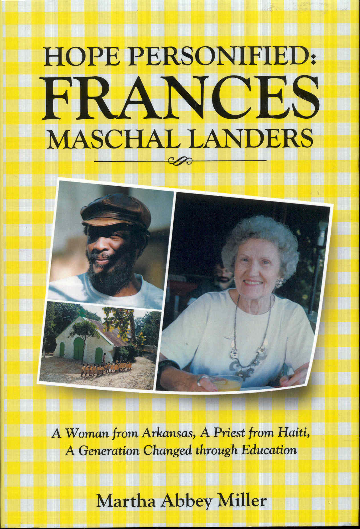 Image for Hope Personified: Frances Maschal Landers