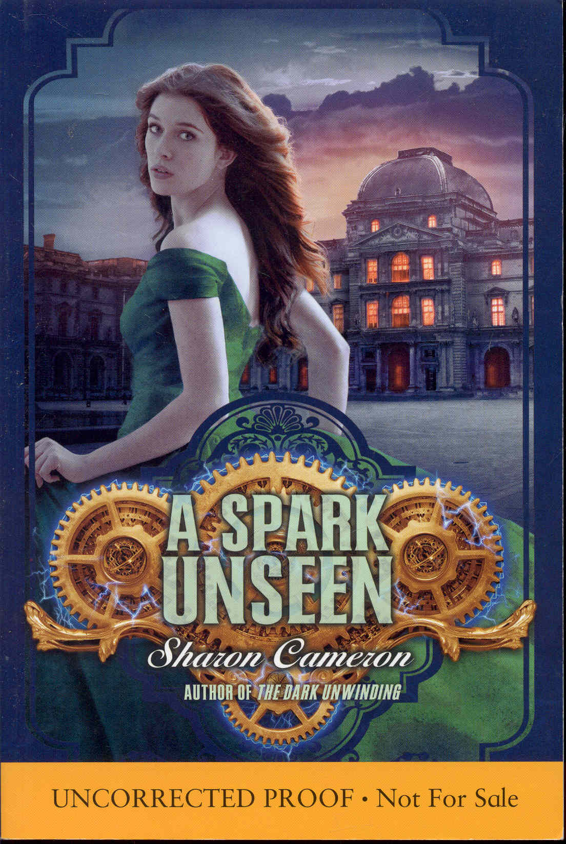 Image for A Spark Unseen