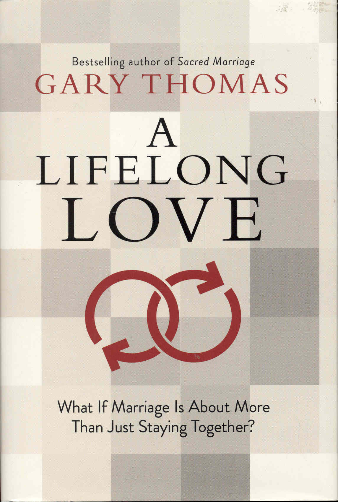 Image for A Lifelong Love: What If Marriage Is About More Than Just Staying Together?