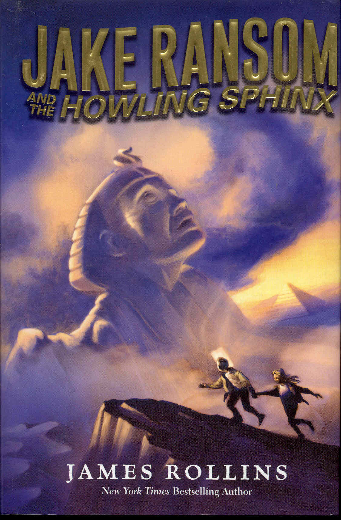 Image for Jake Ransom and the Howling Sphinx