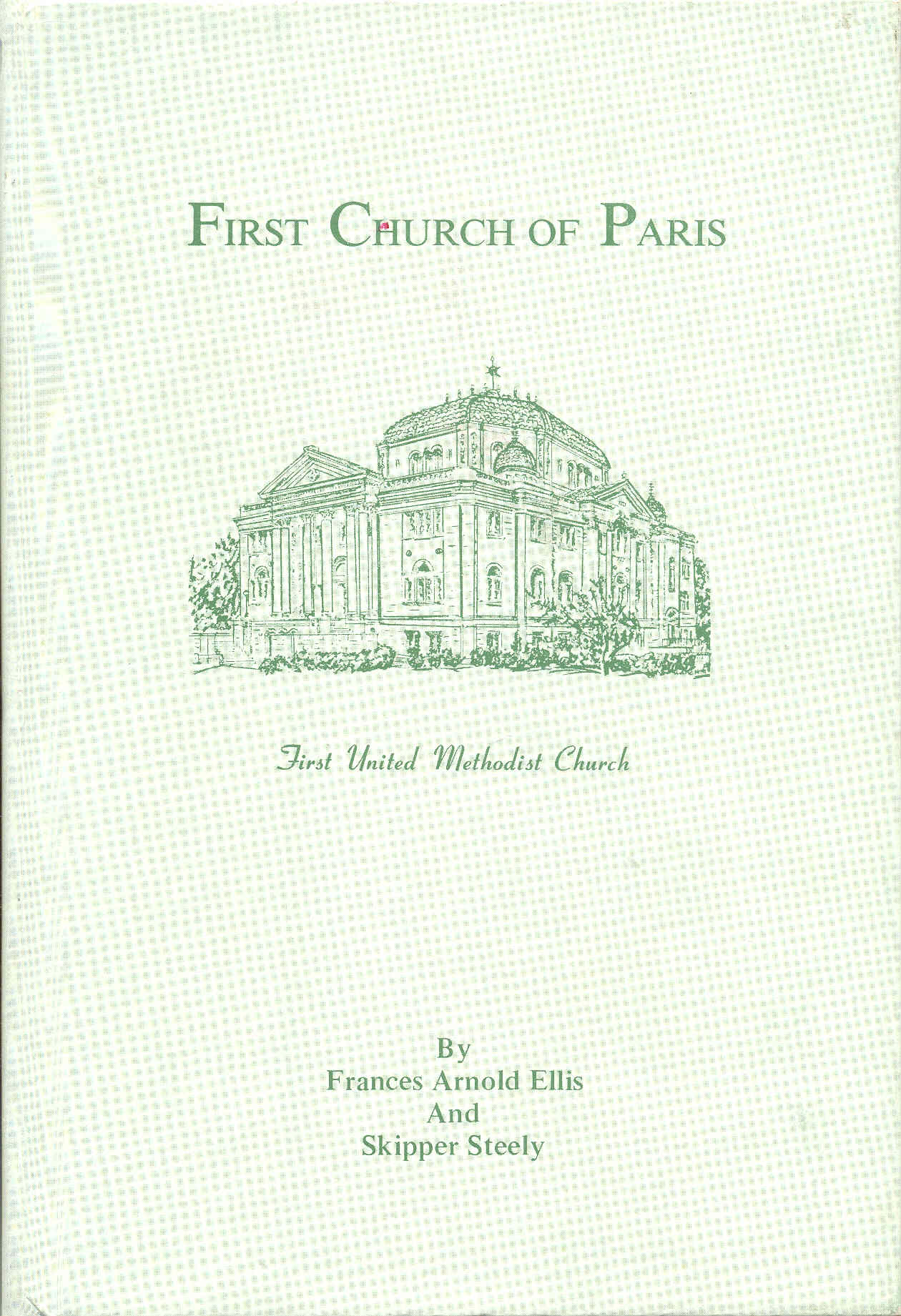 Image for First Church of Paris