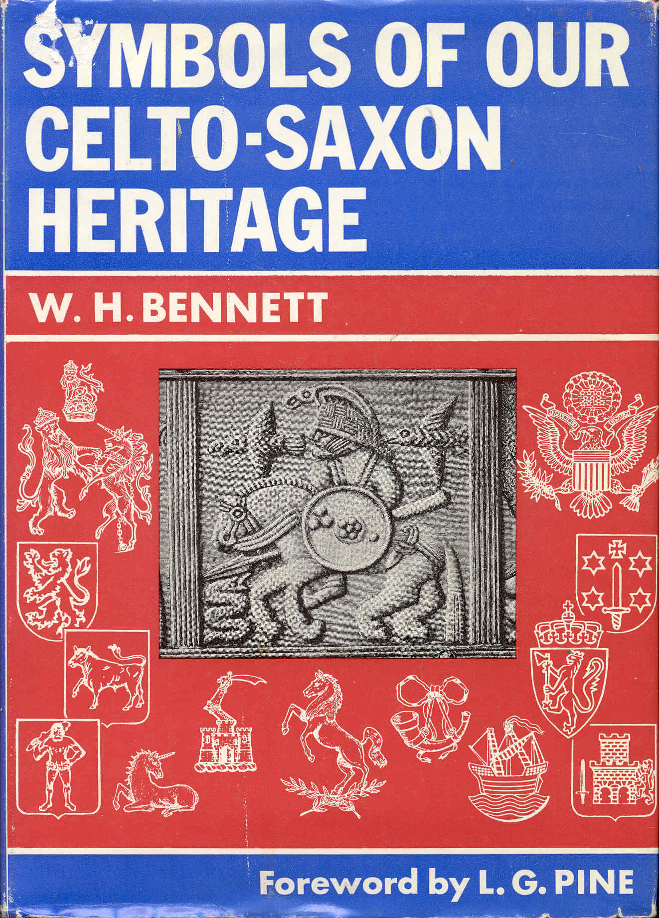 Image for Symbols Of Our Celto-Saxon Heritage