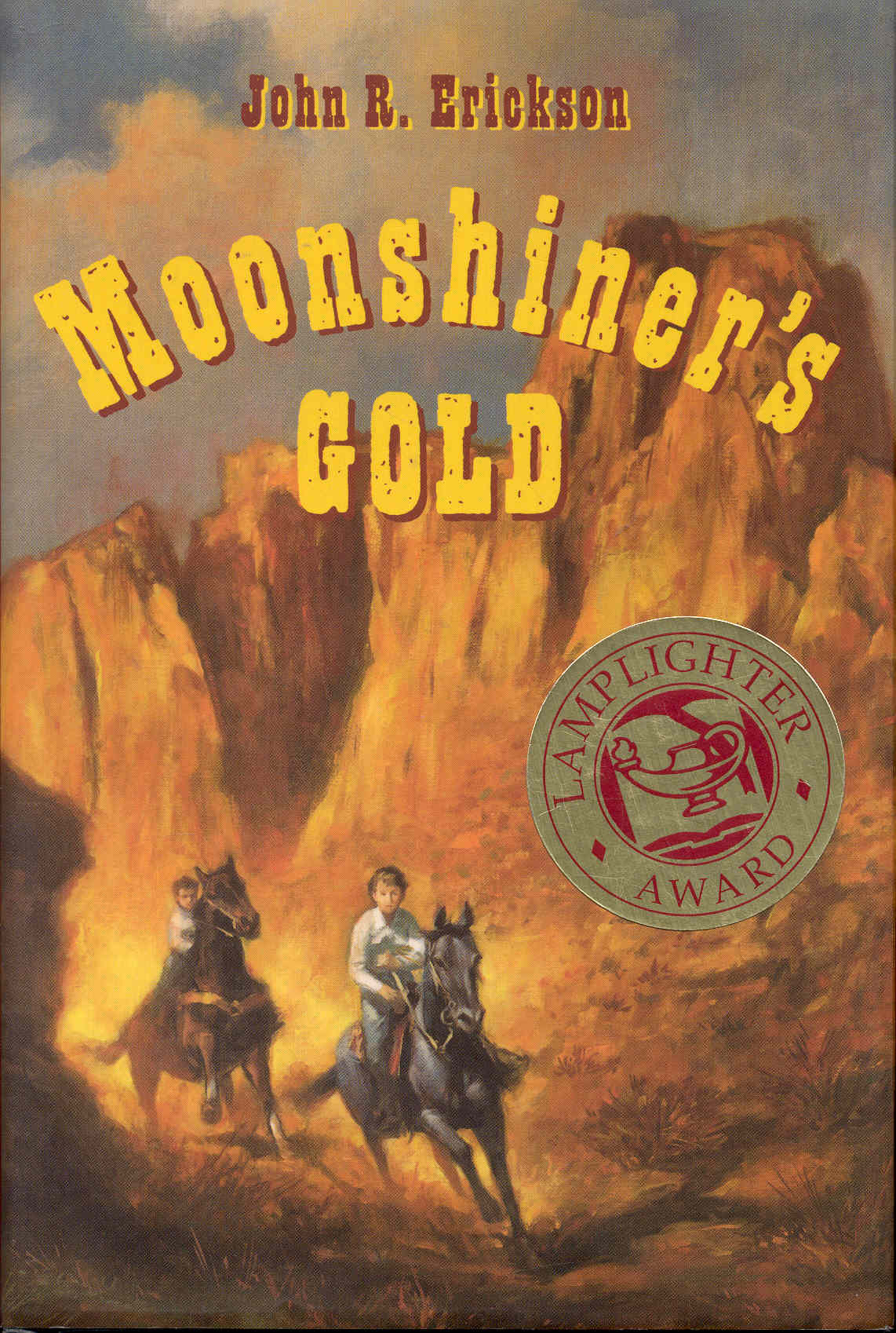 Image for Moonshiner's Gold