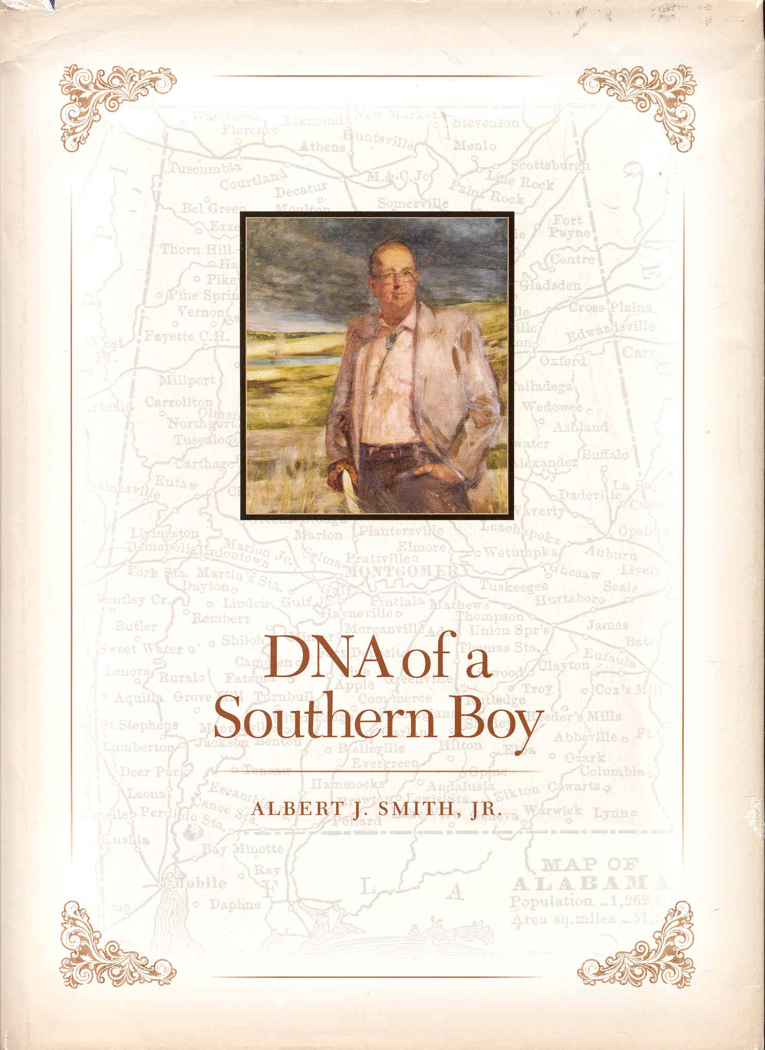 Image for DNA of a Southern Boy