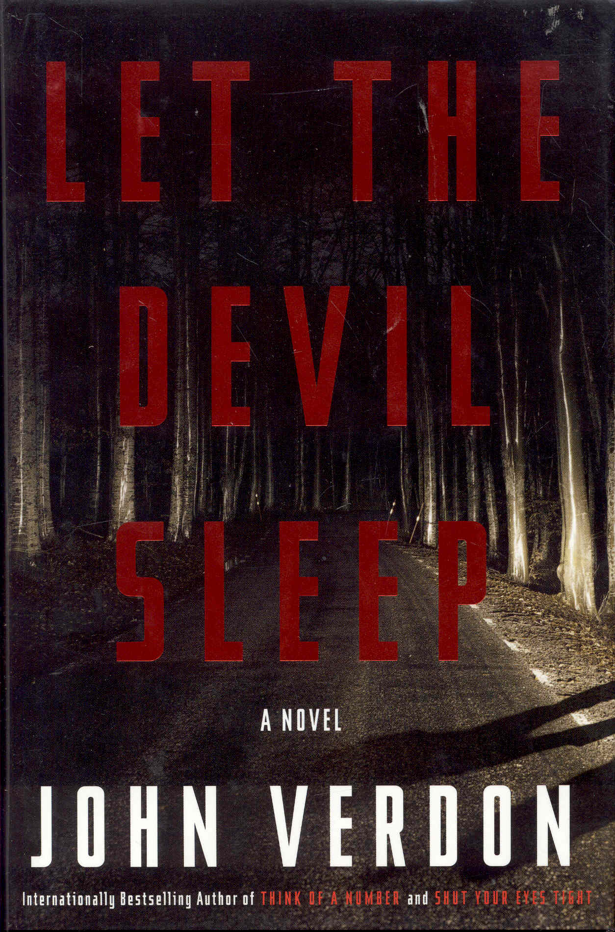Image for Let the Devil Sleep
