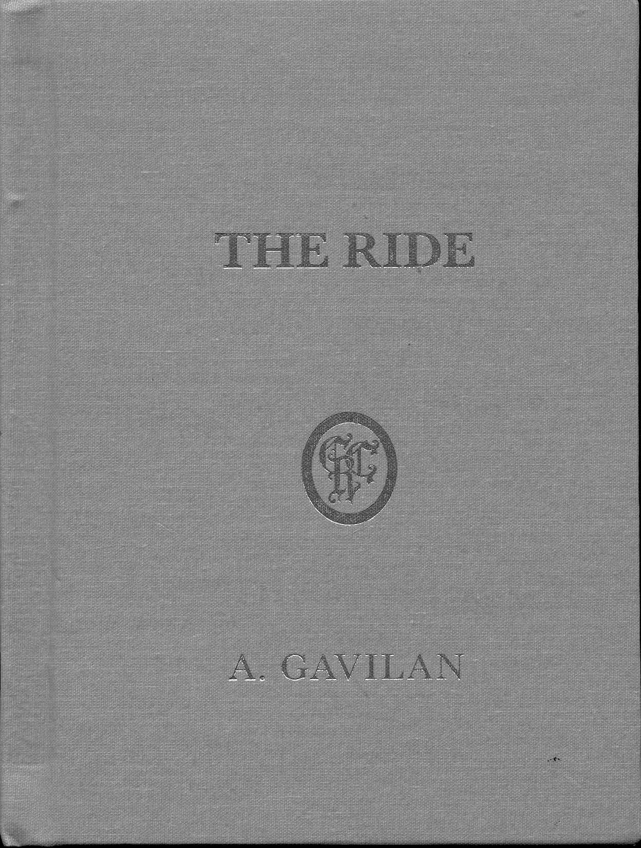 Image for The Ride
