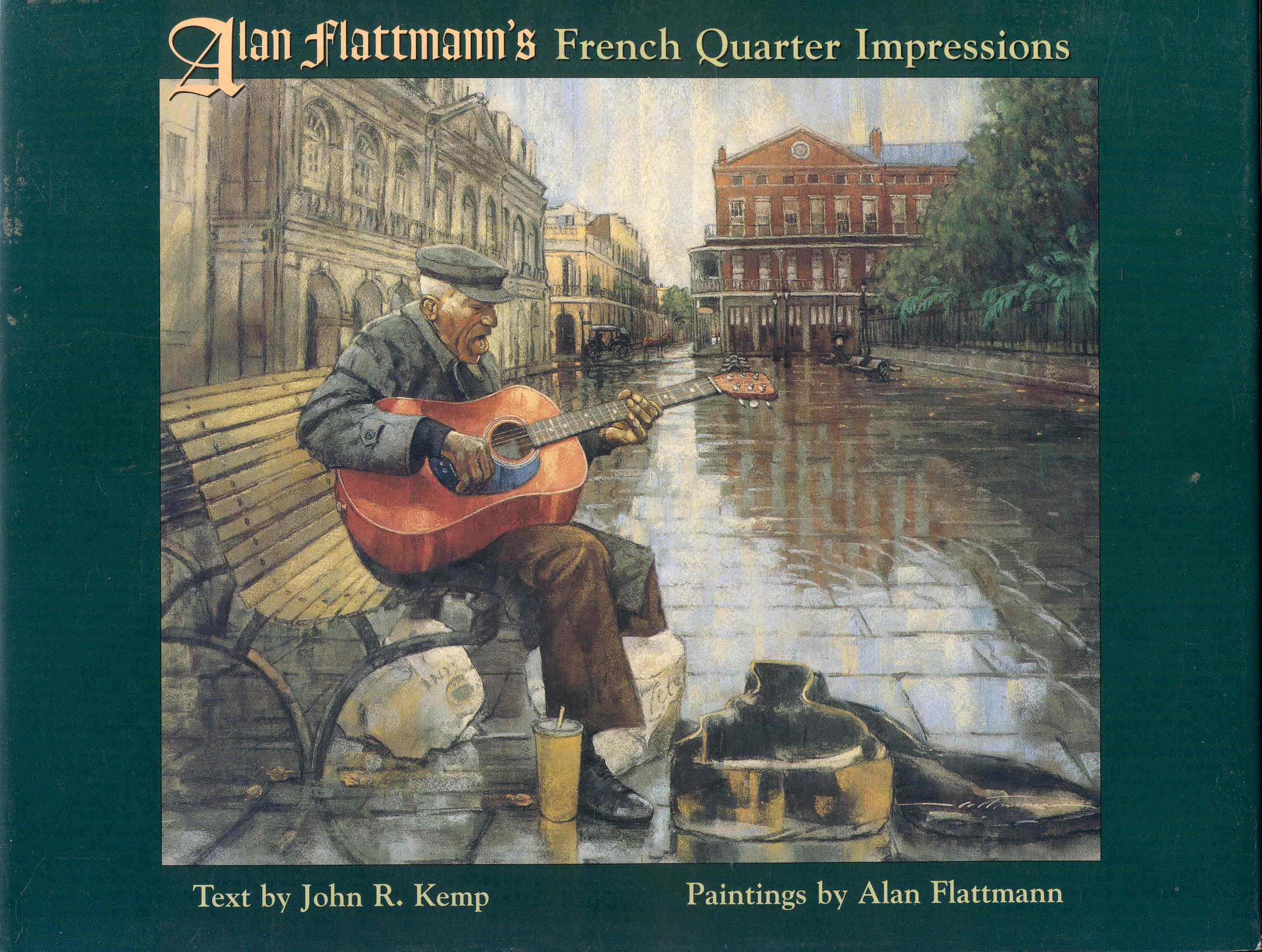 Image for Alan Flattmann's French Quarter Impressions
