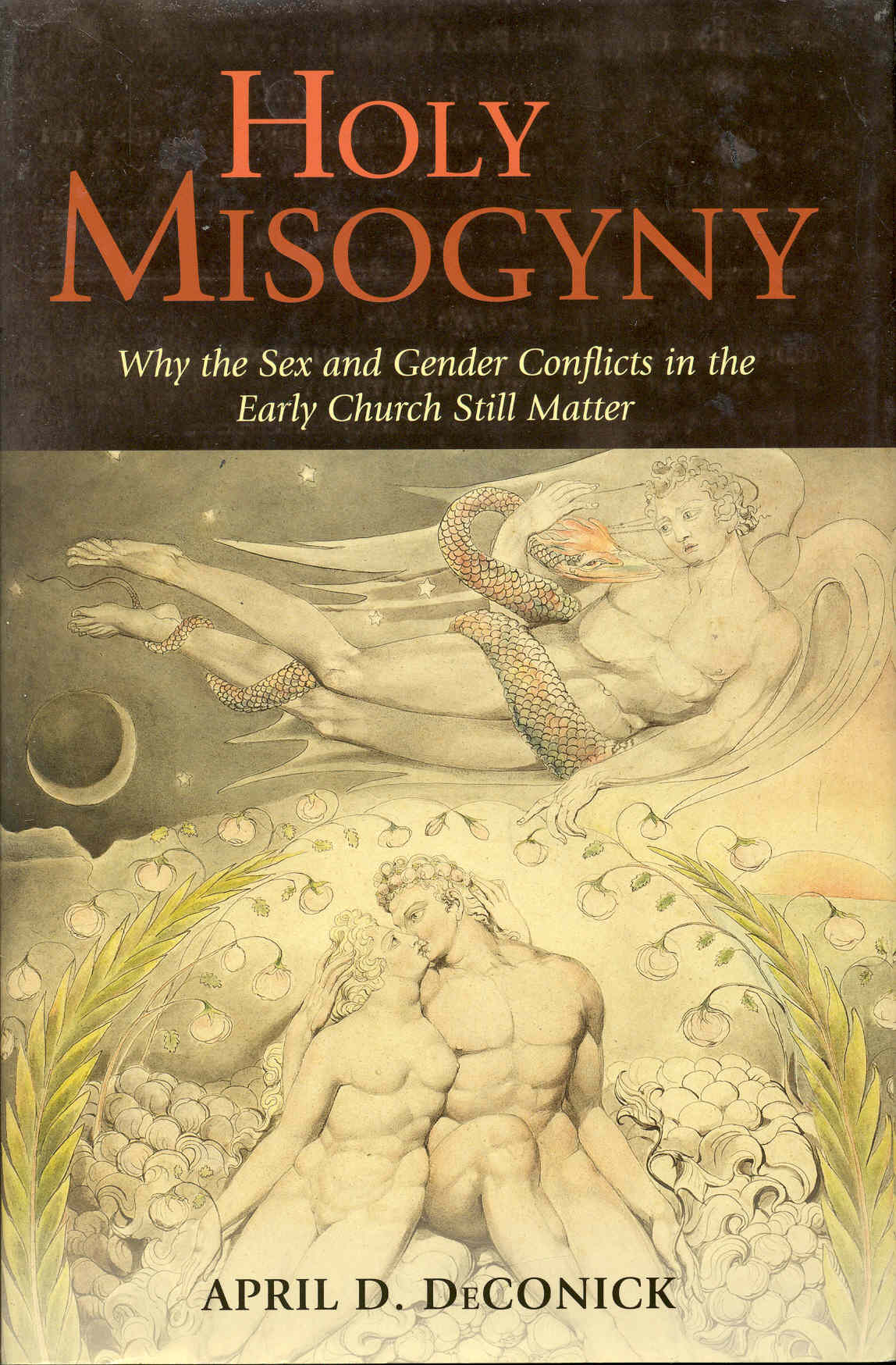 Image for Holy Misogyny: Why the Sex and Gender Conflicts in the Early Church Still Matter