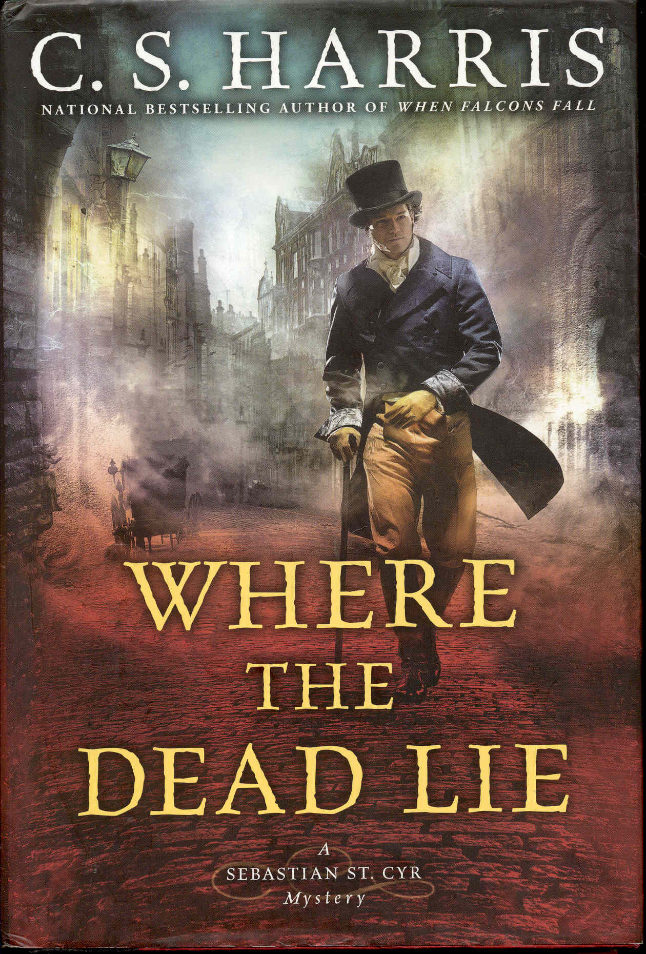Image for Where the Dead Lie