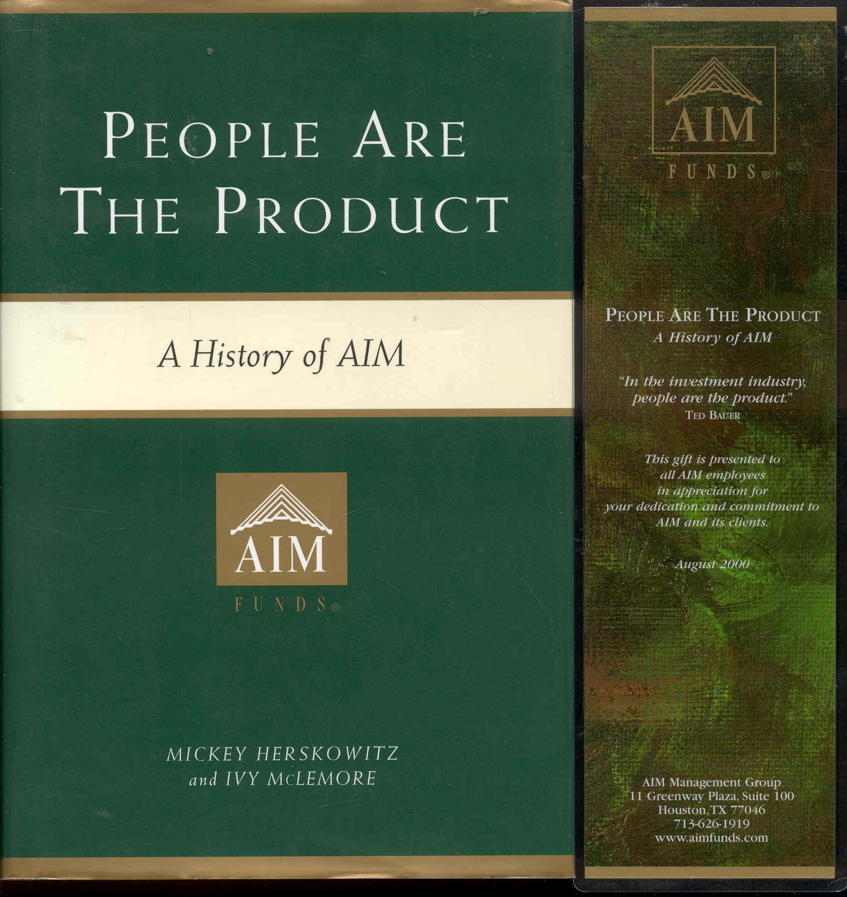 Image for People Are The Product: A History of AIM