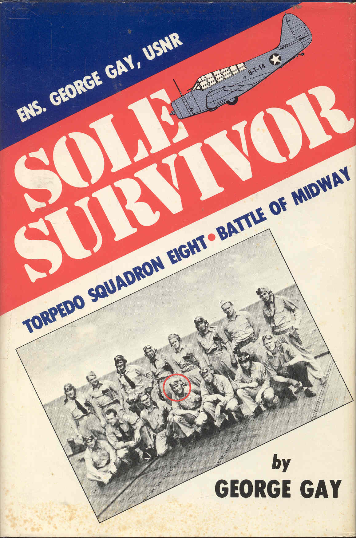 Image for Sole Survivor: The Battle of Midway and Its Effects on His Life