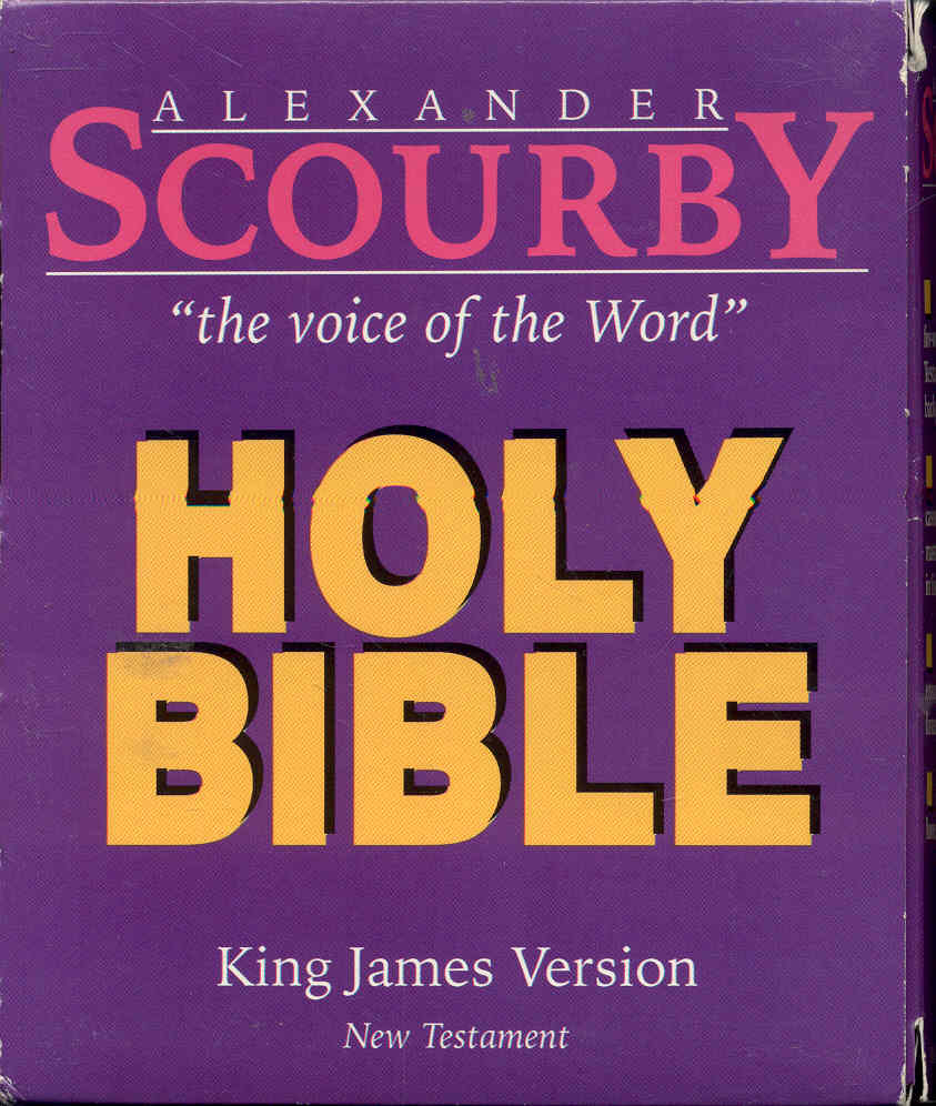 Image for Holy Bible; King James Version (New Testament)