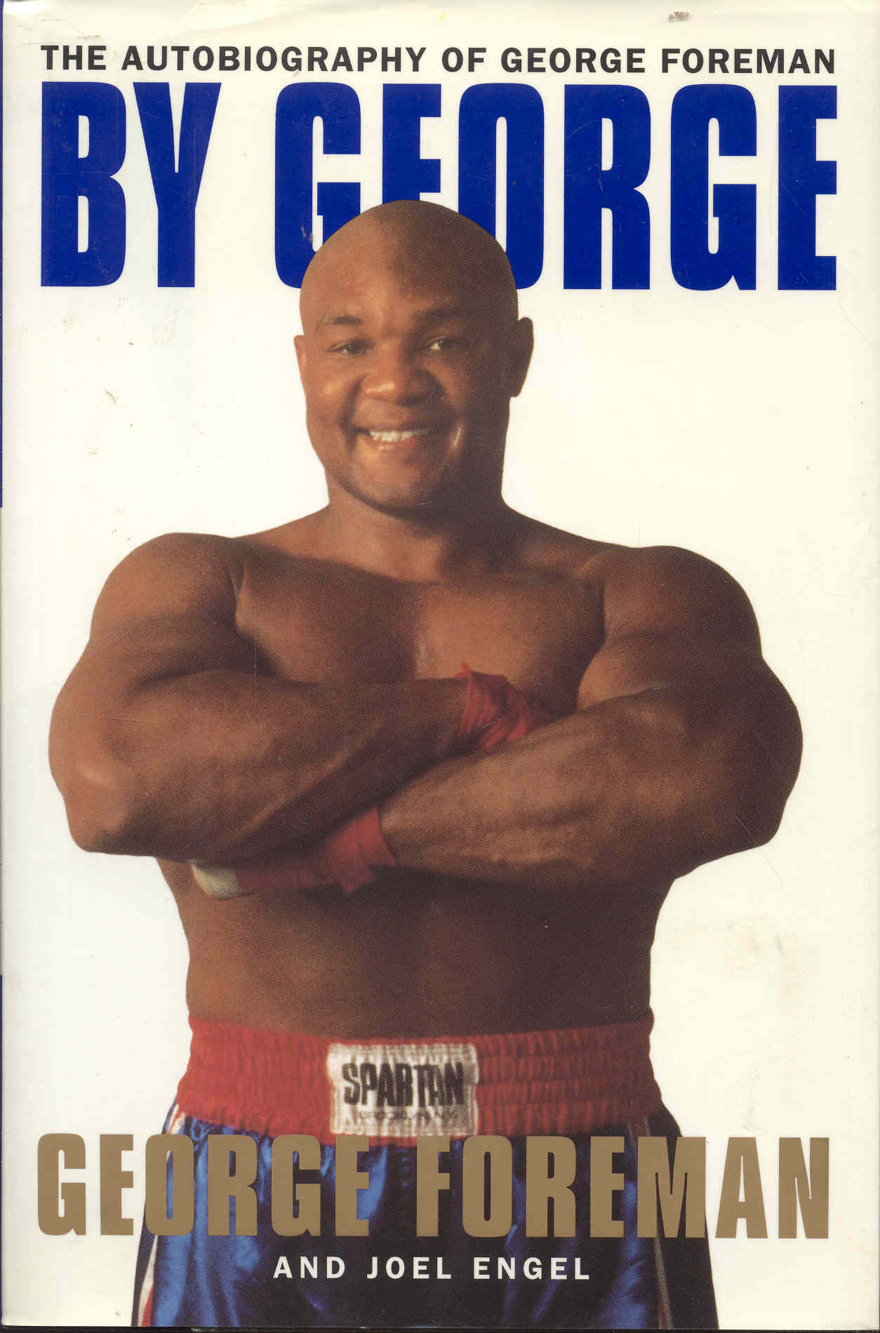 Image for By George: The Autobiography of George Foreman