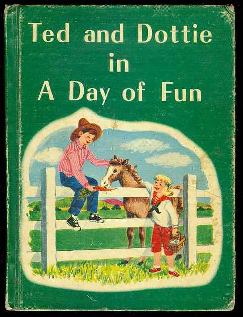 Image for Ted and Dottie in A Day of Fun