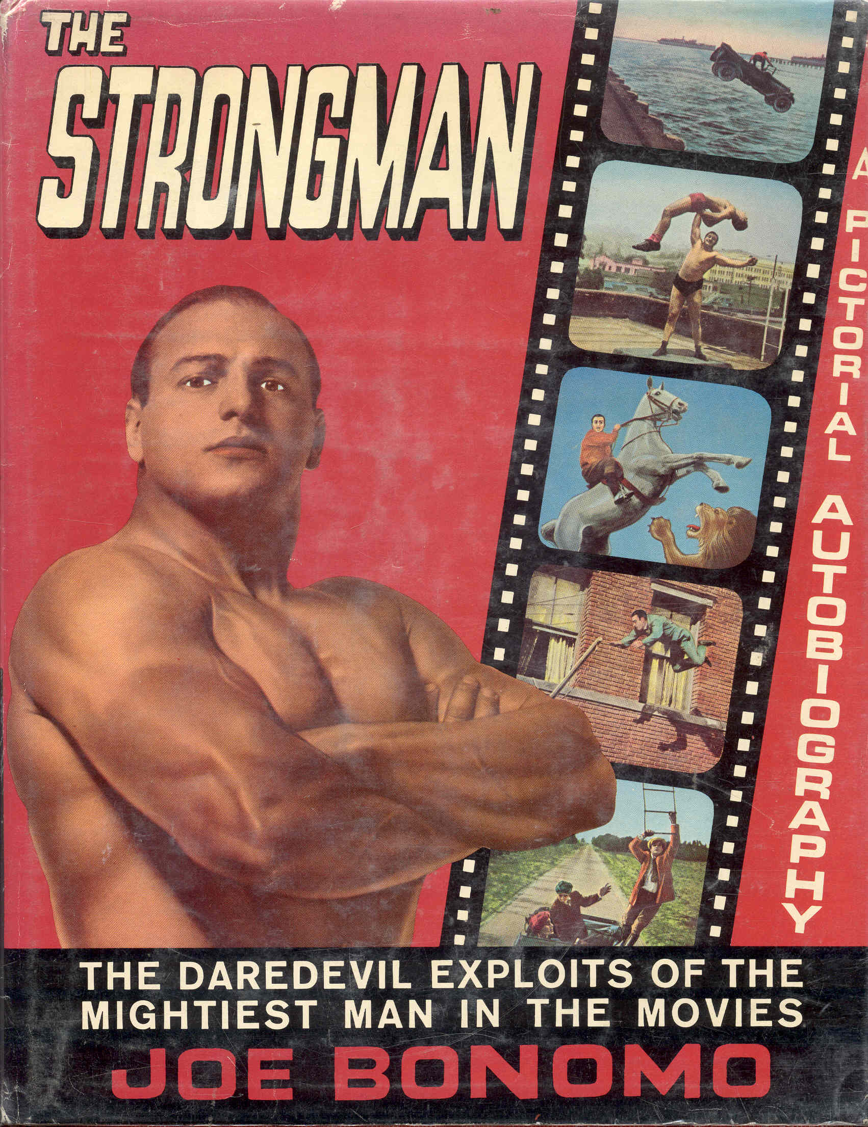 Image for The Strongman