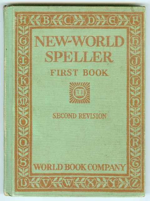 Image for New-World Speller (First Book)