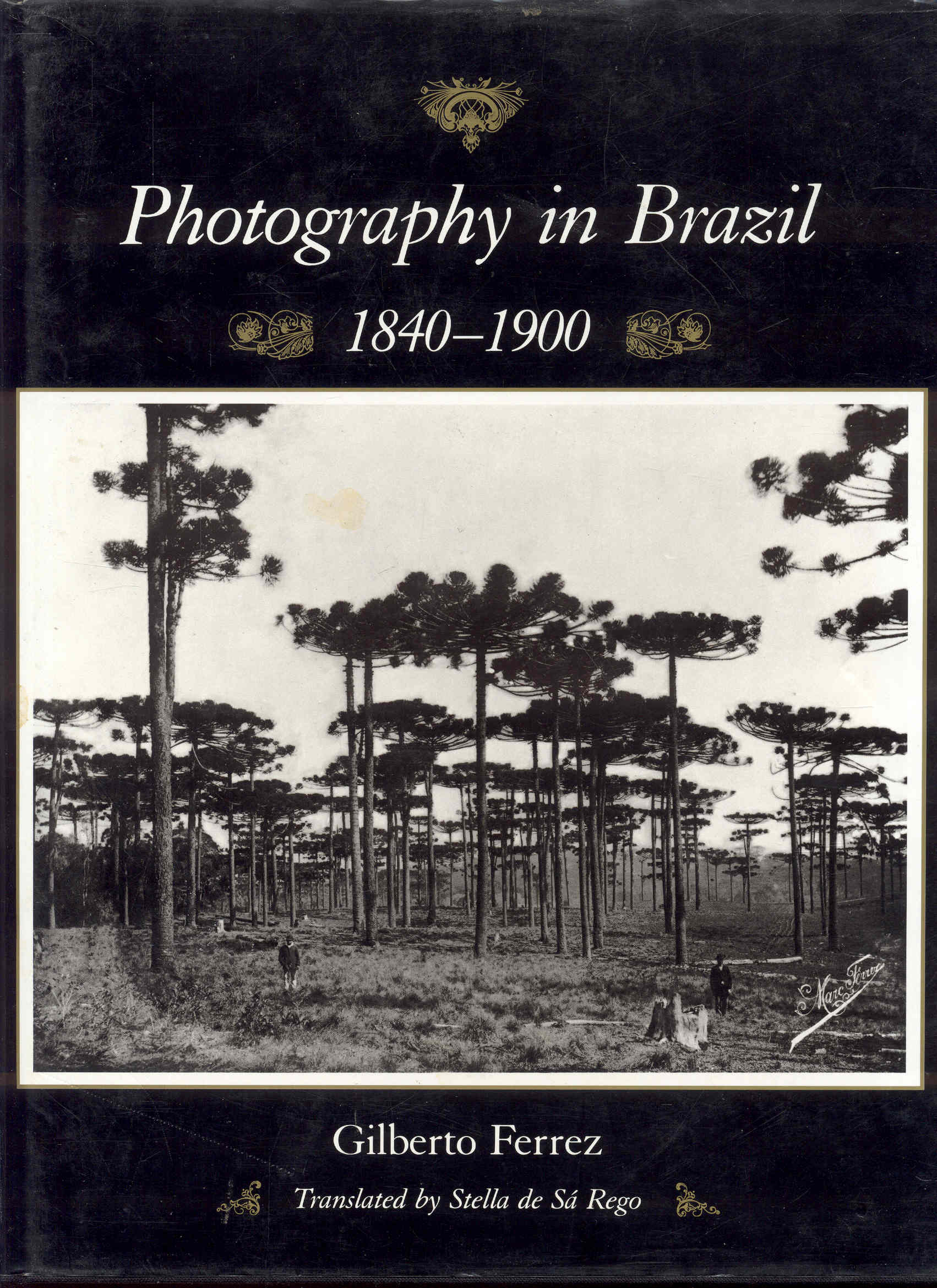 Image for Photography in Brazil 1840-1900