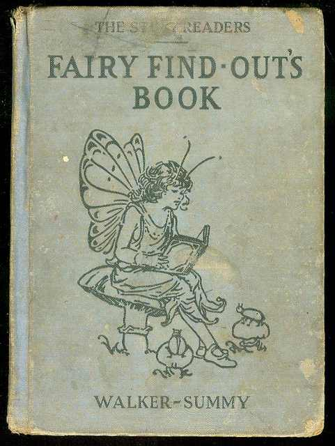 Image for Fairy Find-Out's Book (The Study Readers: Book Two)