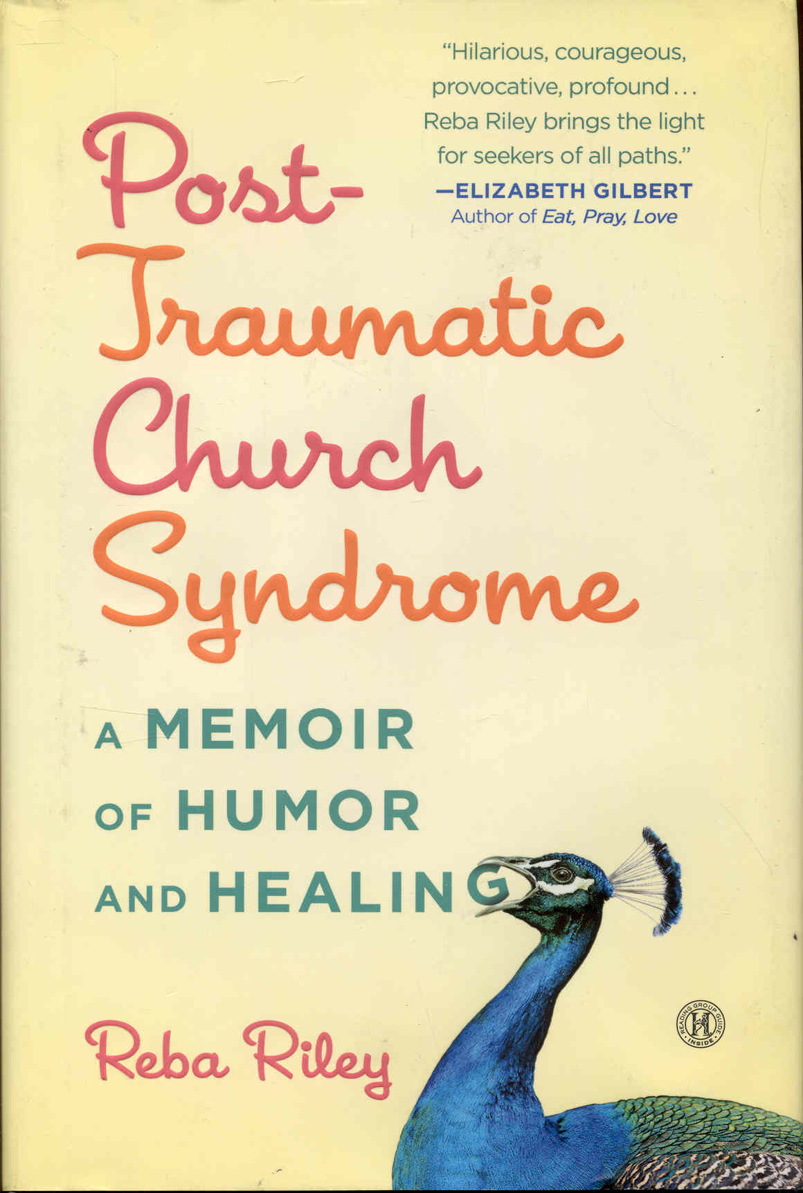 Image for Post-Traumatic Church Syndrome: A Memoir of Humor and Healing