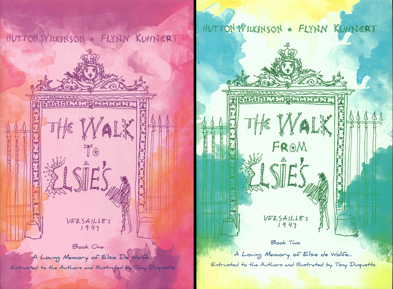Image for The Walk to Elsie's (Book One) and The Walk from Elsie's (Book Two)
