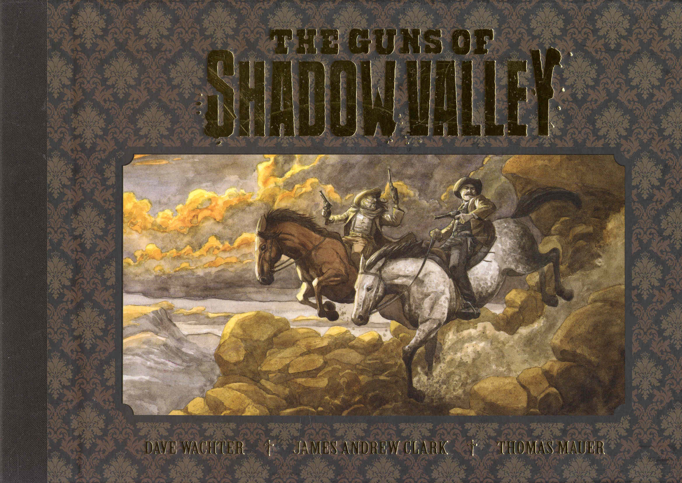 Image for The Guns of Shadow Valley
