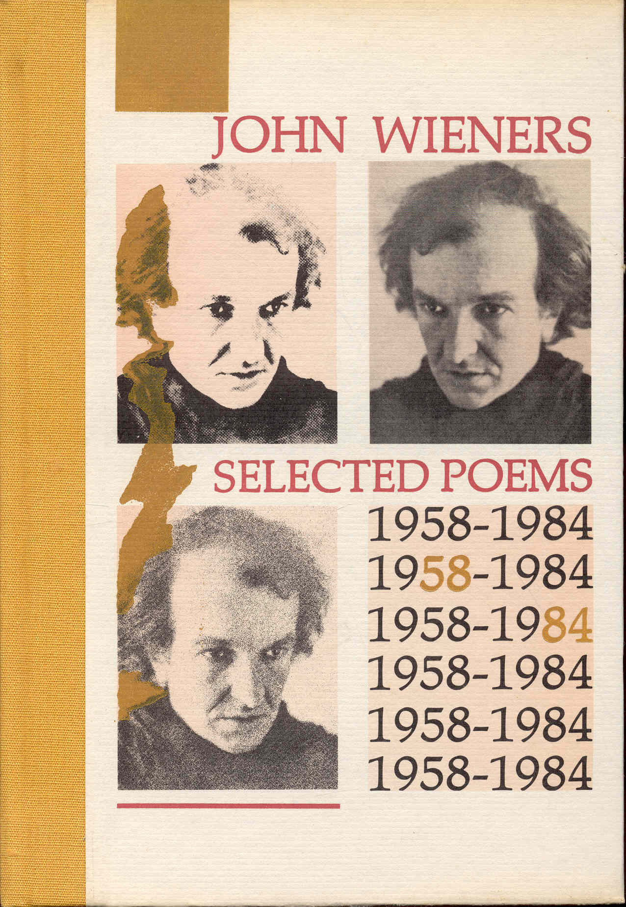 Image for Selected Poems 1958-1984