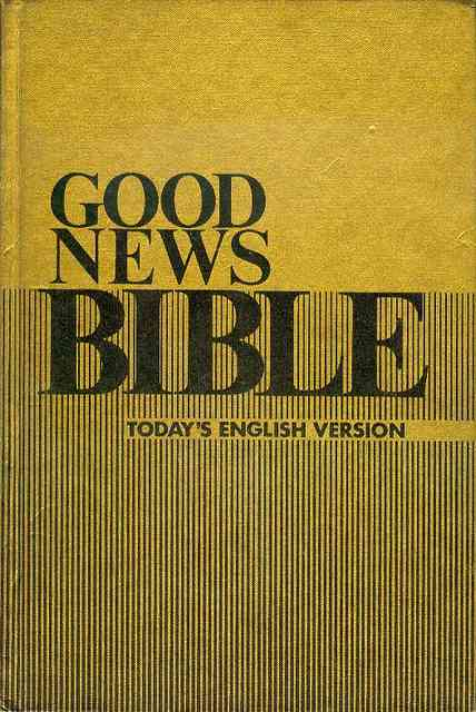 Image for Good News Bible