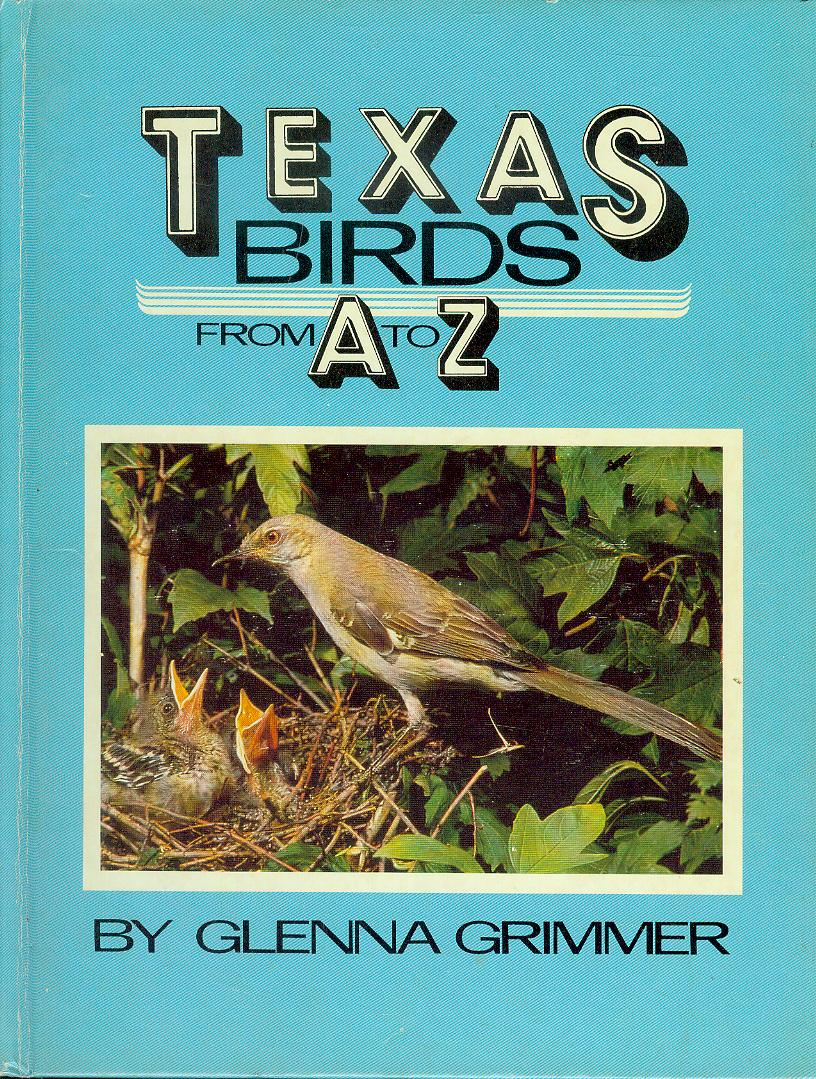Image for Texas Birds from A to Z
