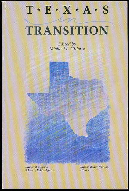 Image for Texas in Transition