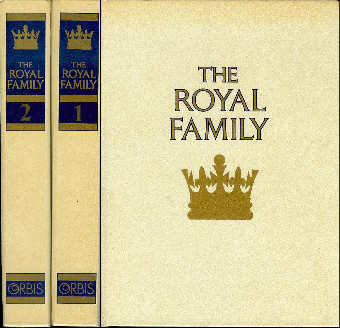 Image for The Royal Family (Volumes 1 & 2)