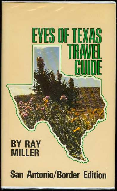 Image for Eyes of Texas Travel Guide: San Antonio/Border Edition
