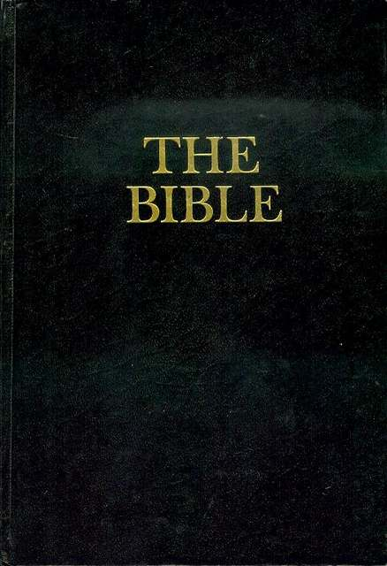 Image for The Bible: Containing the Old and New Testaments (Revised Standard Version)