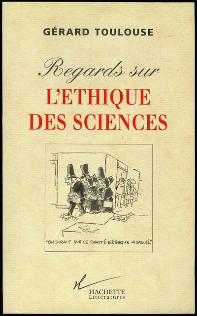 Image for Regards sur l'Ethique des Sciences (Perspectives on the Ethics of Science)