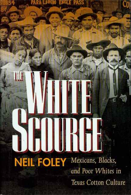 Image for The White Scourge: Mexicans, Blacks, and Poor Whites in Texas Cotton Culture
