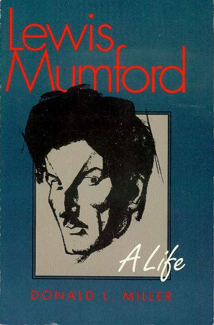 Image for Lewis Mumford: A Life