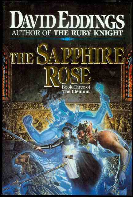 Image for The Sapphire Rose (The Elenium, Book 3)