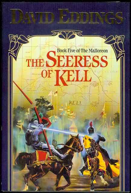 Image for The Seeress of Kell (The Malloreon, Book 5)