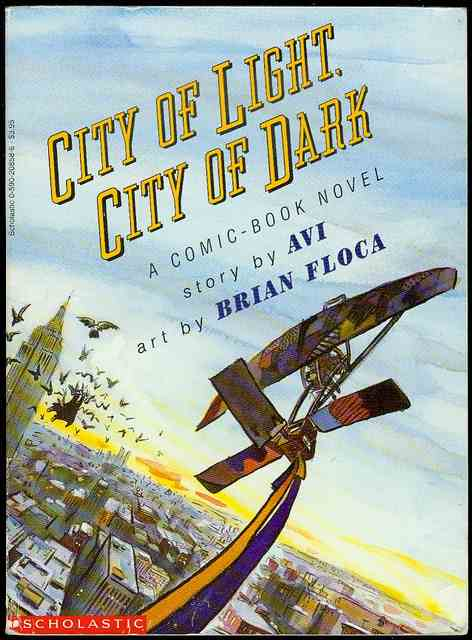 Image for City of Light, City of Dark