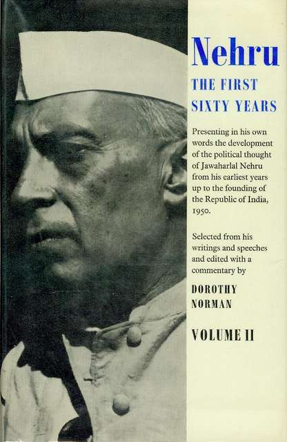 Image for Nehru: The First Sixty Years Volume Two