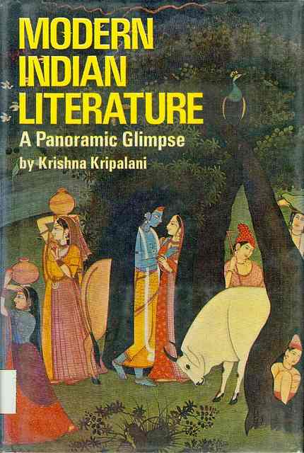 Image for Modern Indian Literature: A Panoramic Glimpse