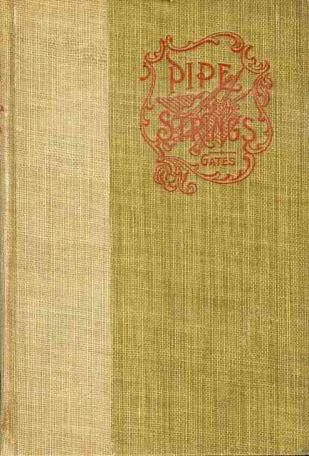 Image for Pipe and Strings: Three Historic and Descriptive Sketches
