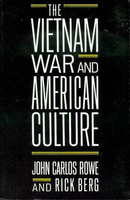 Image for The Vietnam War and American Culture