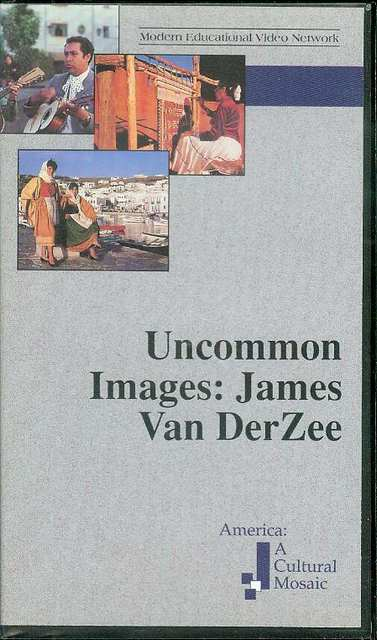 Image for Uncommon Images: James Van DerZee