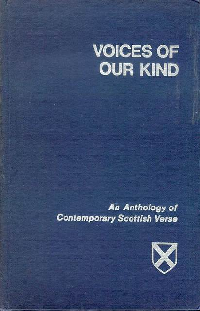 Image for Voices of Our Kind: An Anthology of Contemporary Scottish Verse