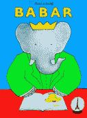 King Babar by Laurent de Brunhoff