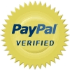 Official PayPal Verified Seal