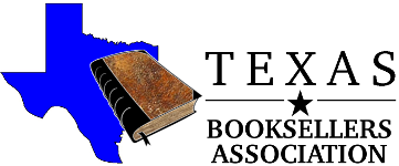 Texas Booksellers Association logo